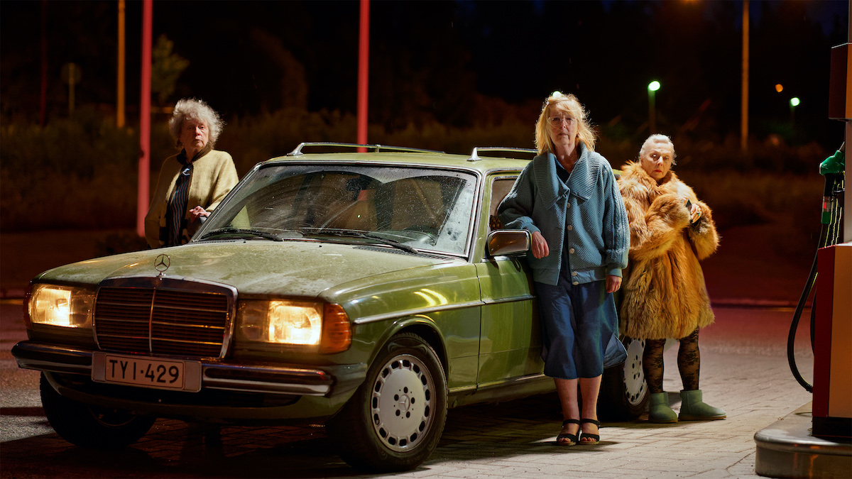 LADIES OF STEEL directed by Pamela Tola