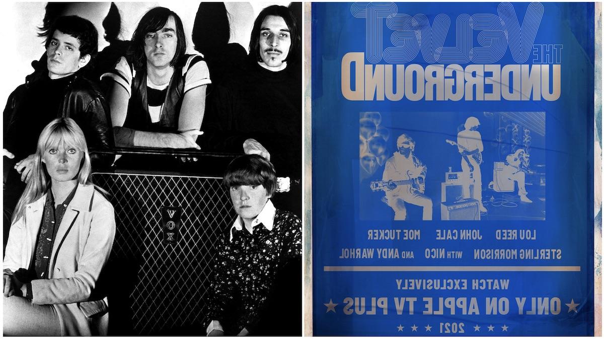 """The Velvet Underground"" directed by Todd Haynes"