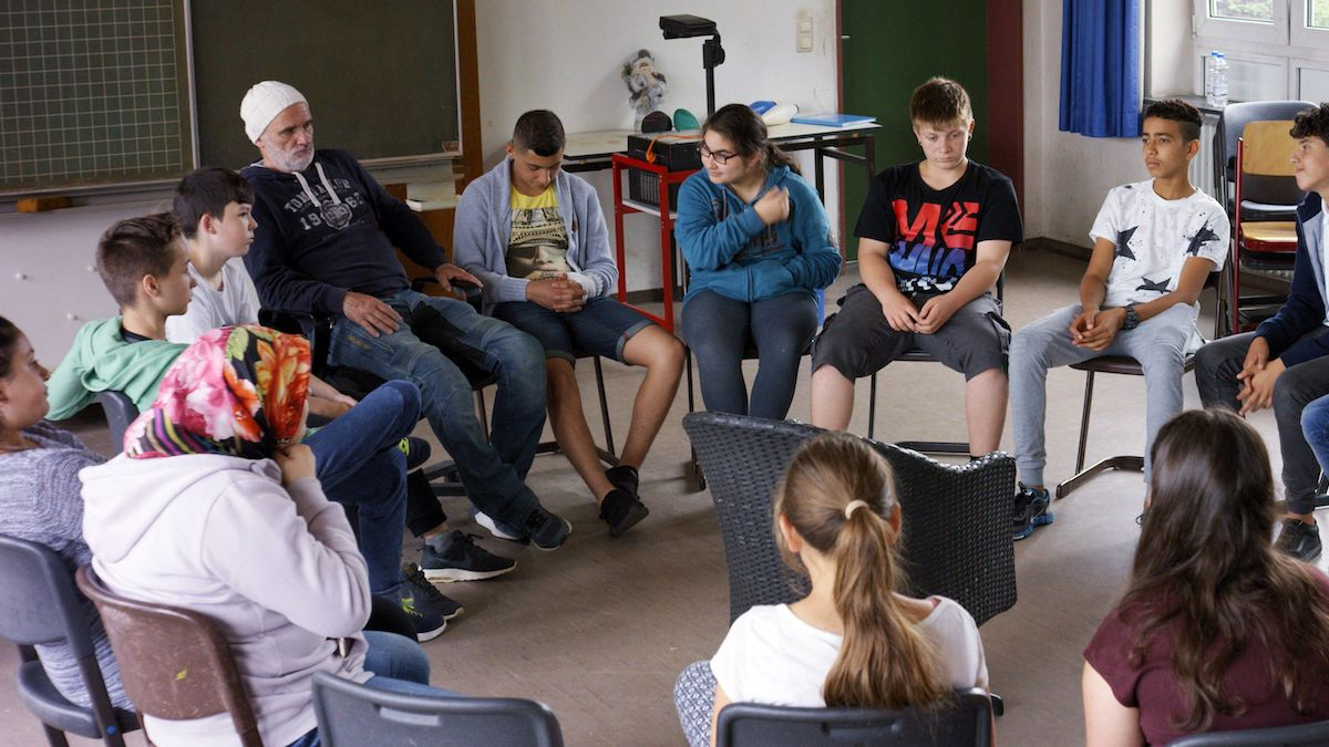 Herr Bachmann und seine Klasse (Mr Bachmann and his Class)