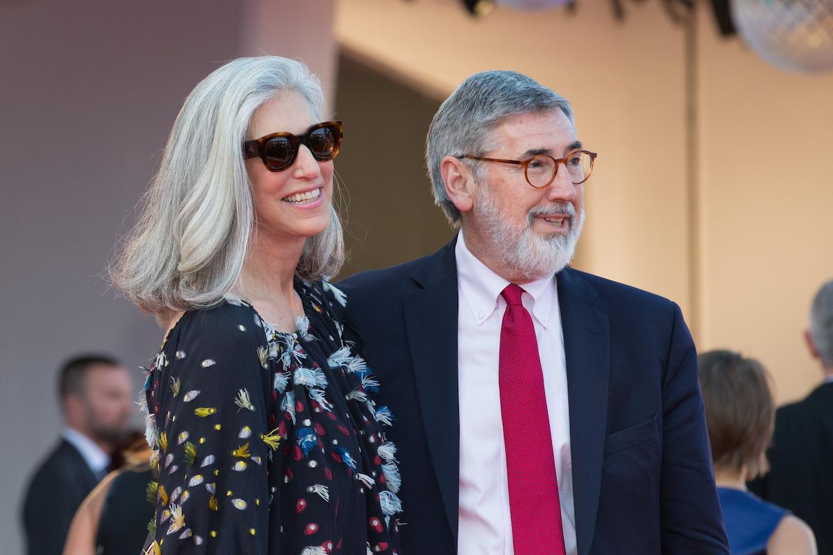 John Landis and wife, Deborah Nadoolman Landis