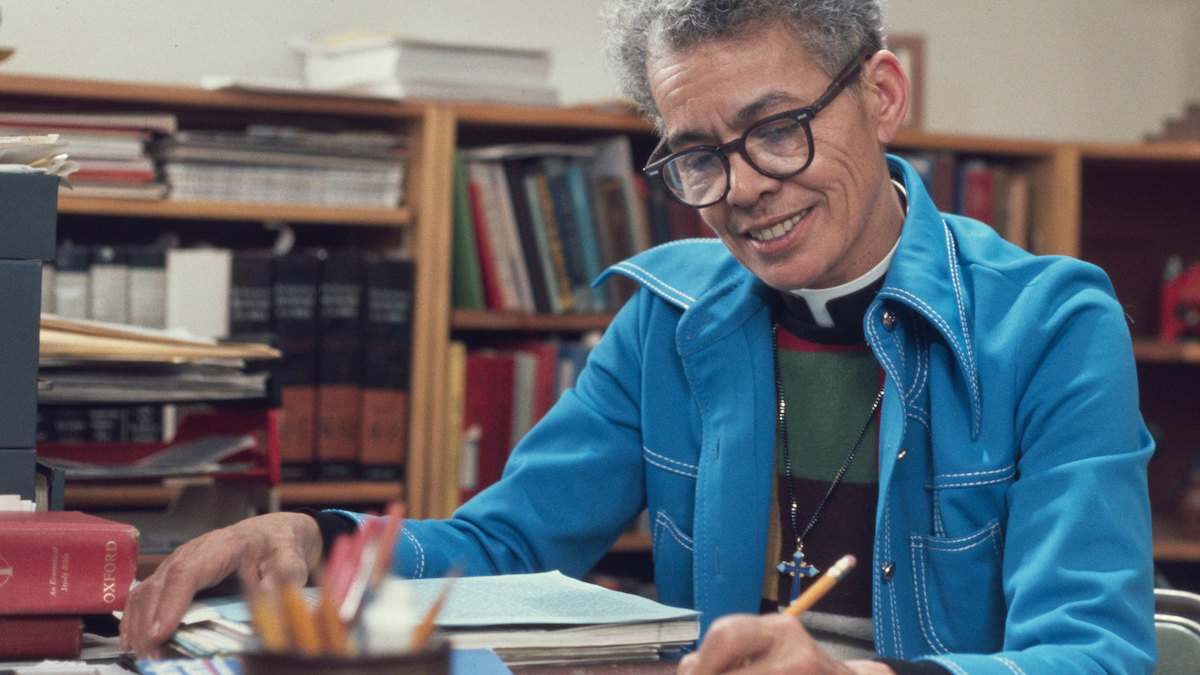 My Name is Pauli Murray by Betsy West and Julie Cohen